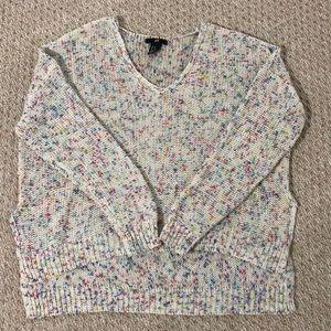 H&M Confetti Sweater